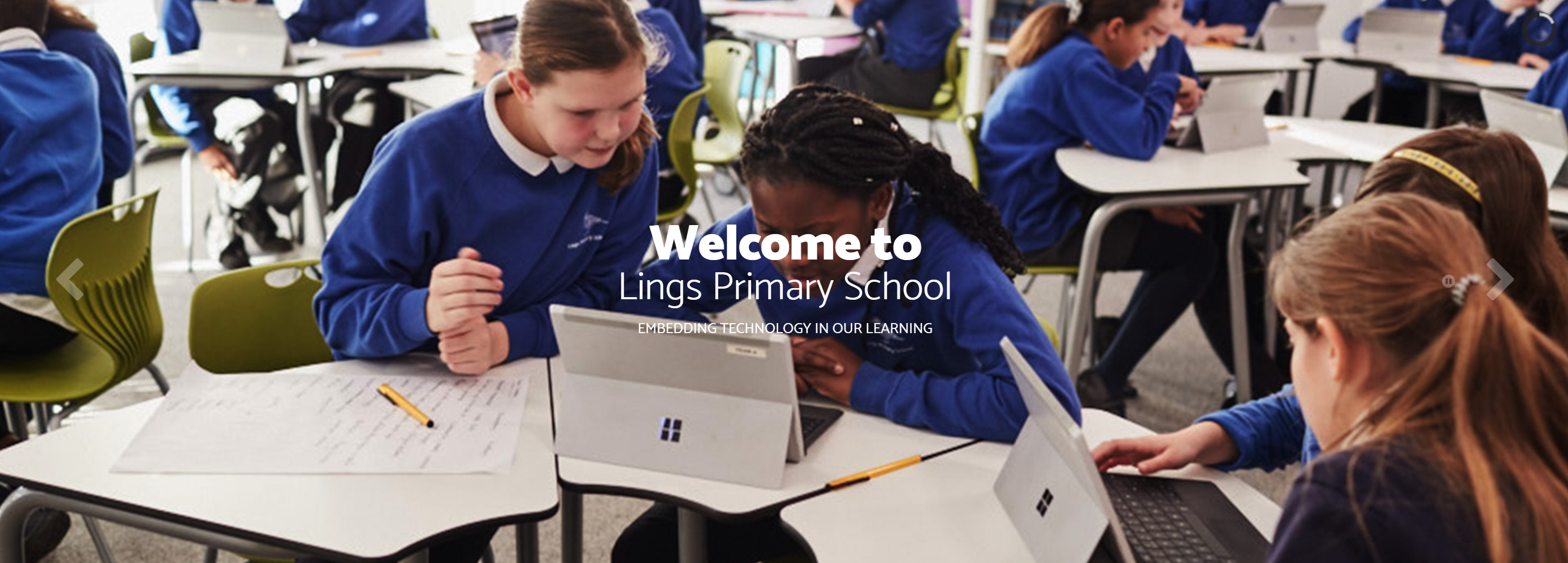 Lings Primary School Blogs